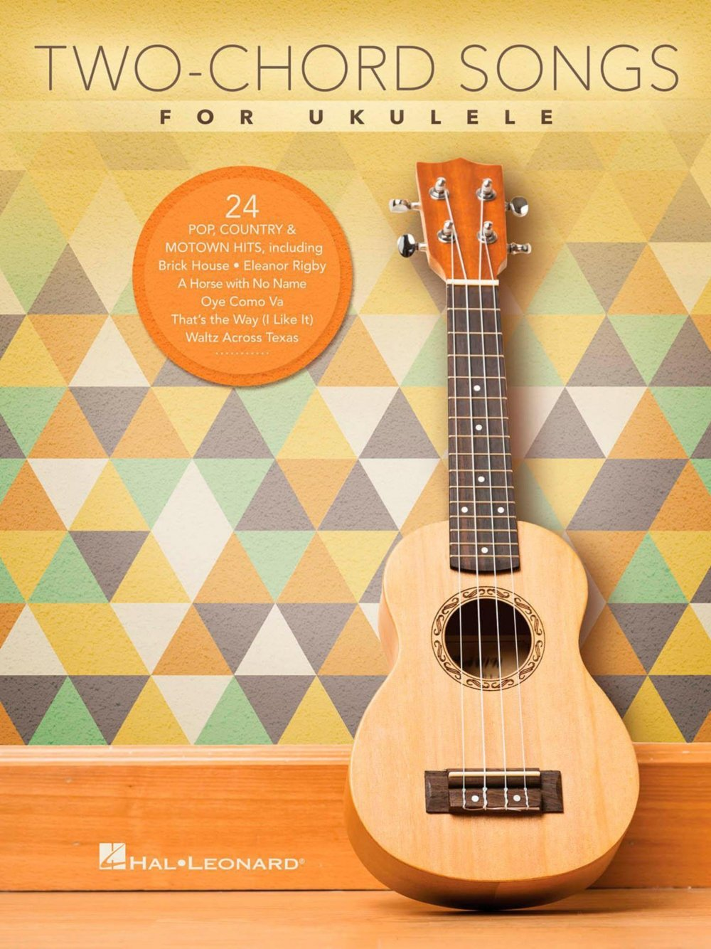 Amazon Hal Leonard Two Chord Songs For Ukulele 2 Chord