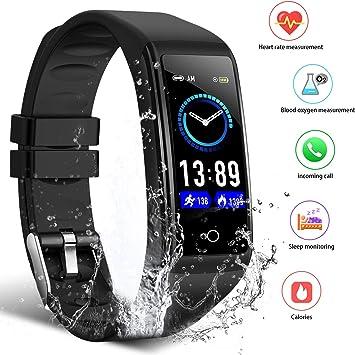 DUODUOGO H3 Reloj Inteligente Mujer y Hombre, Reloj Smartwatch ...