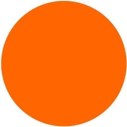 amazon com the most popular bright orange fashion design circular