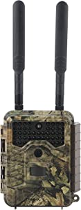 Covert WC Series LTE Cellular (Verizon, AT&T) Trail Camera - HD1080P 32MP Instant Image/Video Transmission w/ Covert Wireless App, .4 Trigger Speed, No Glow LEDs, Invisible Infrared Flash 100' Range