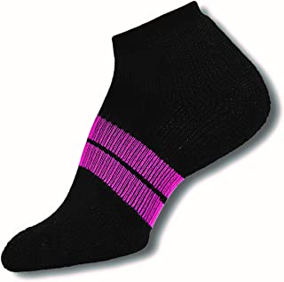 product image for thorlos womens 84 N Max Cushion Running Low Cut Socks