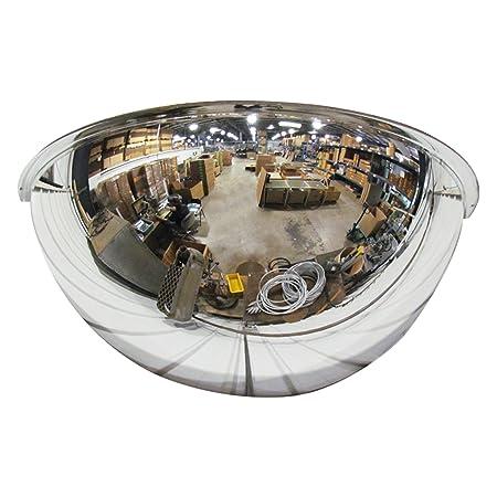 Se-Kure Domes Mirrors ONV-180-32 Half Dome Mirror, 32 Diameter