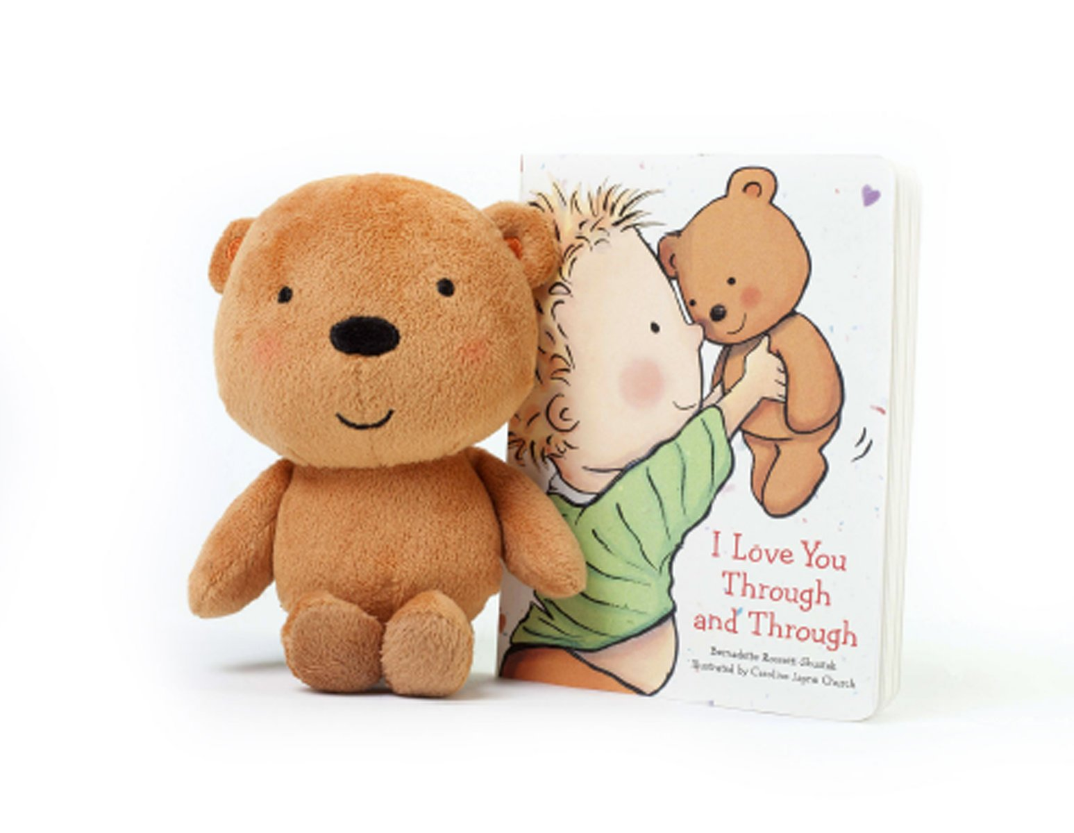 Love You Through Board Plush product image