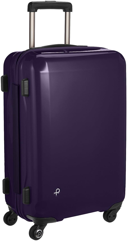 [プロテカ] スーツケース 日本製 ラグーナライトFs サイレントキャスター保証付 47L 57cm 2.9kg 02742 B071ZZ1C6Gディープバイオレット
