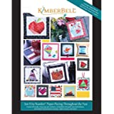 Kimberbell Designs Sew/NumPaperPiecThrough/YearBk Kimberbell Paper Piecing Throughout/Year