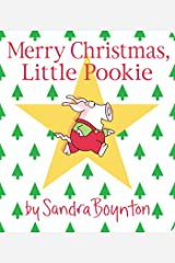 Merry Christmas, Little Pookie Board book