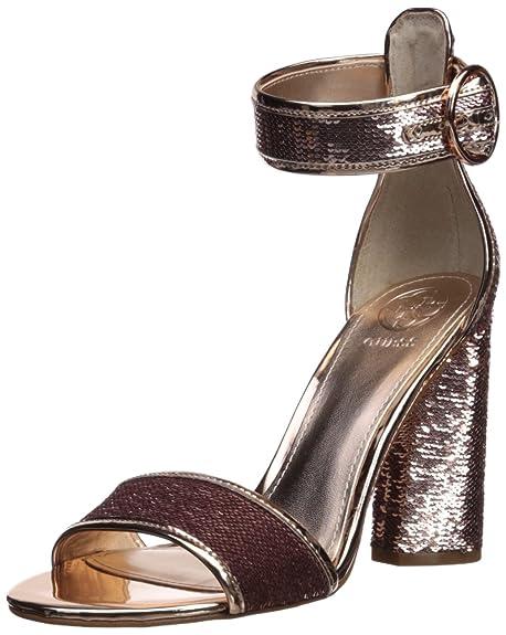 Guess Frauen Sandalen mit Absatz  Amazon  Schuhe  Schuhe  & Handtaschen 058efa