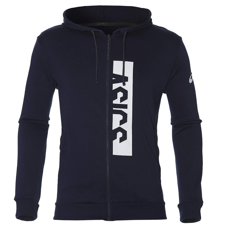 ASICS Sweat zippé Entry Logo