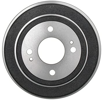 Amazon Com Acdelco 18b134 Professional Rear Brake Drum Assembly