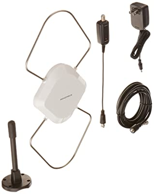 Monoprice 107976 Indoor Outdoor Antenna with Low Noise Amplifier