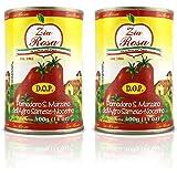 Zia Rosa San Marzano Tomatoes D.O.P. (2 x 400g)