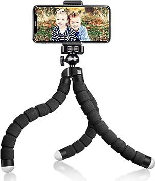 Amazon Com Ubeesize Tripod S Premium Flexible Phone Tripod With Wireless Remote Mini Tripod Stand For Camera Gopro Mobile Upgraded Camera Photo