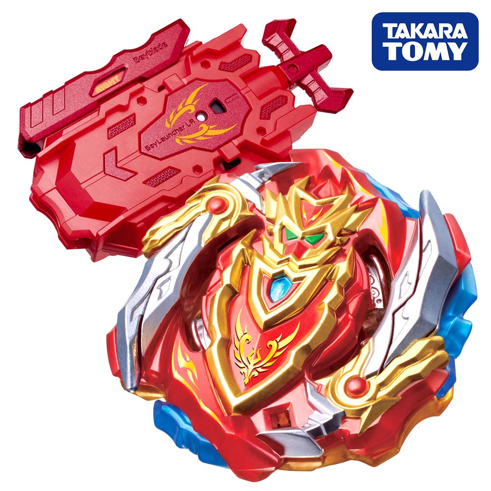 Beyblade Burst Chouzetsu Starter B-129 Cho Super Z Achilles.00.Dm Beyblades Stater Set with Bey Long String LR Launcher High Performance Battling Top