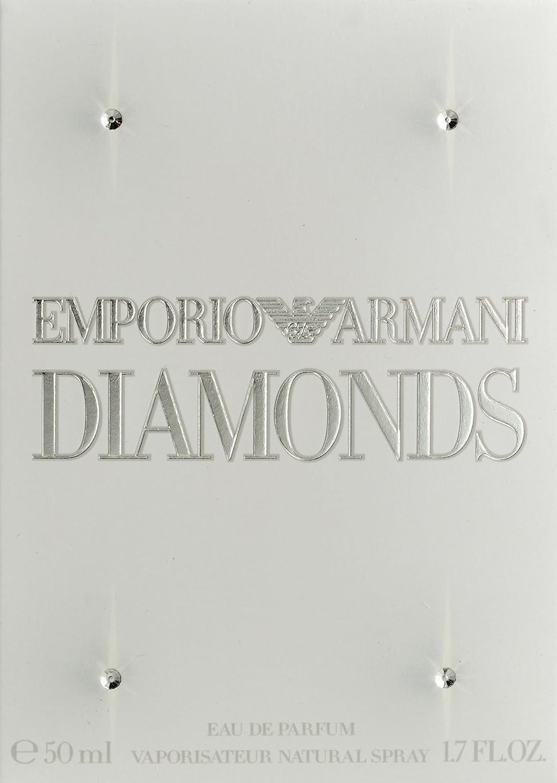 Emporio Armani Diamonds by Giorgio Armani for Women – 1.7 Ounce EDP Spray