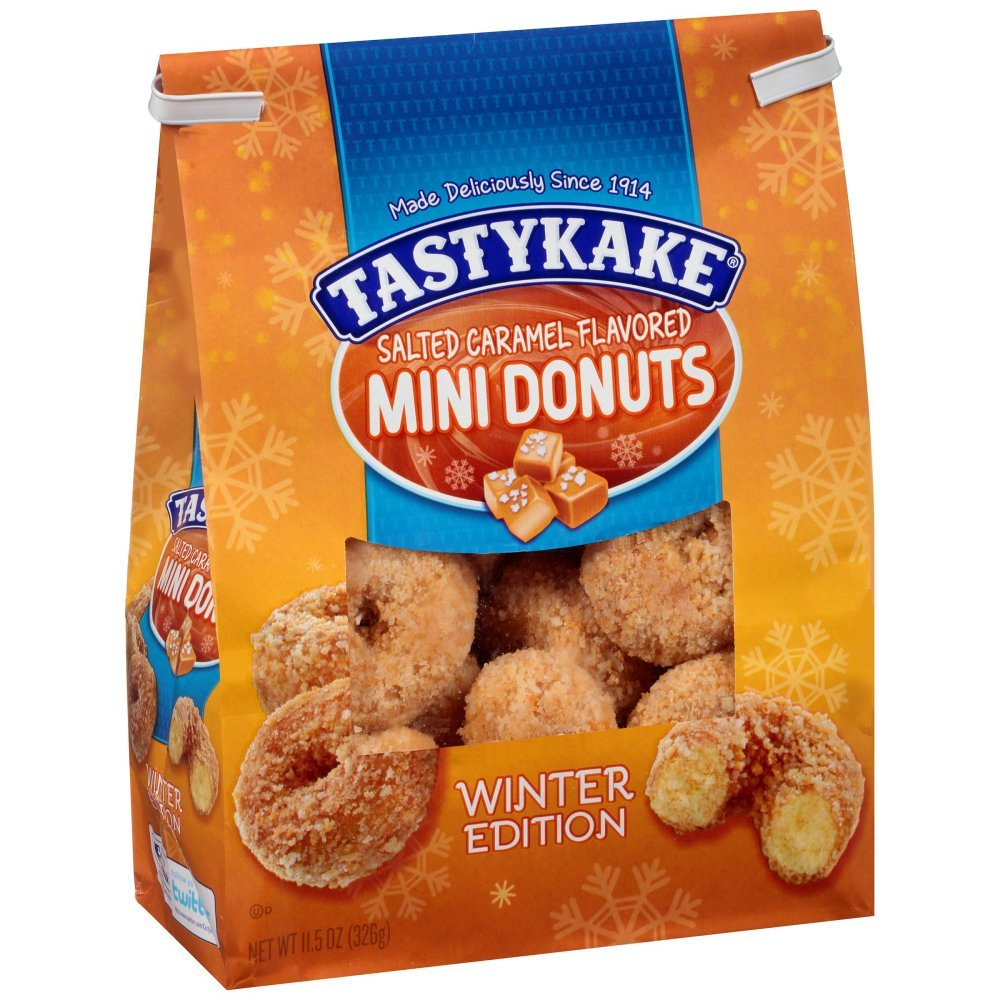 Tastykake Limited Edition Mini Donuts: Amazon.com: Grocery ...