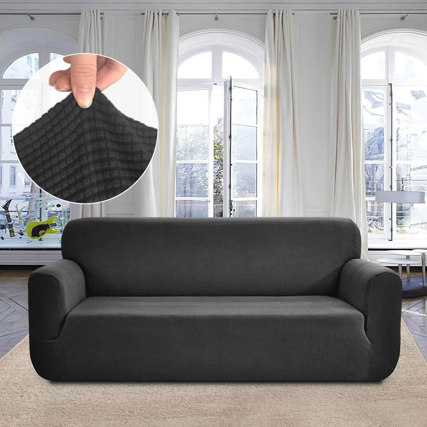 Best Rated In Sofa Slipcovers Helpful Customer Reviews Amazon Com