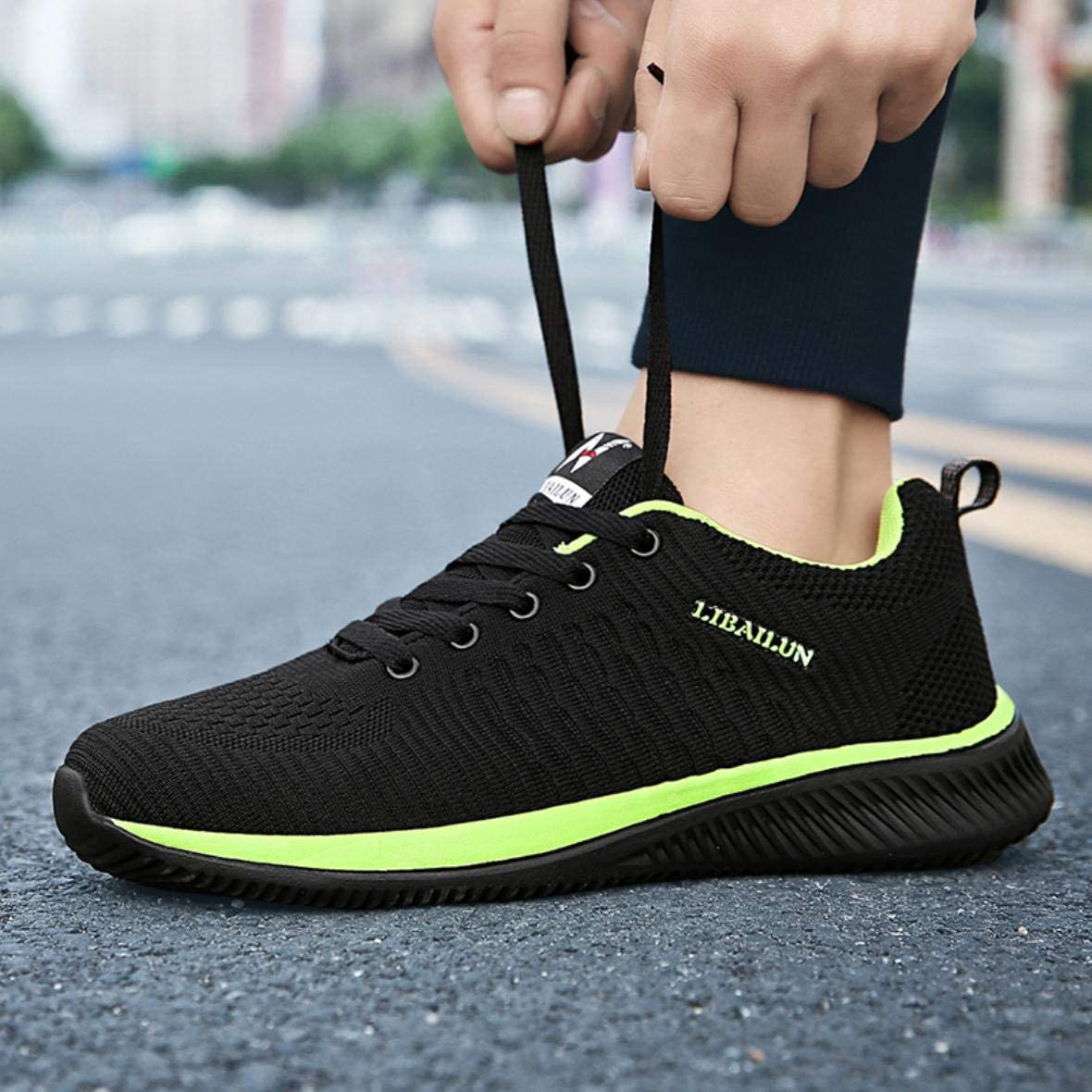 Outdoor Brand Athletic Shoes Running For Male Trend Comfortable Shoes
