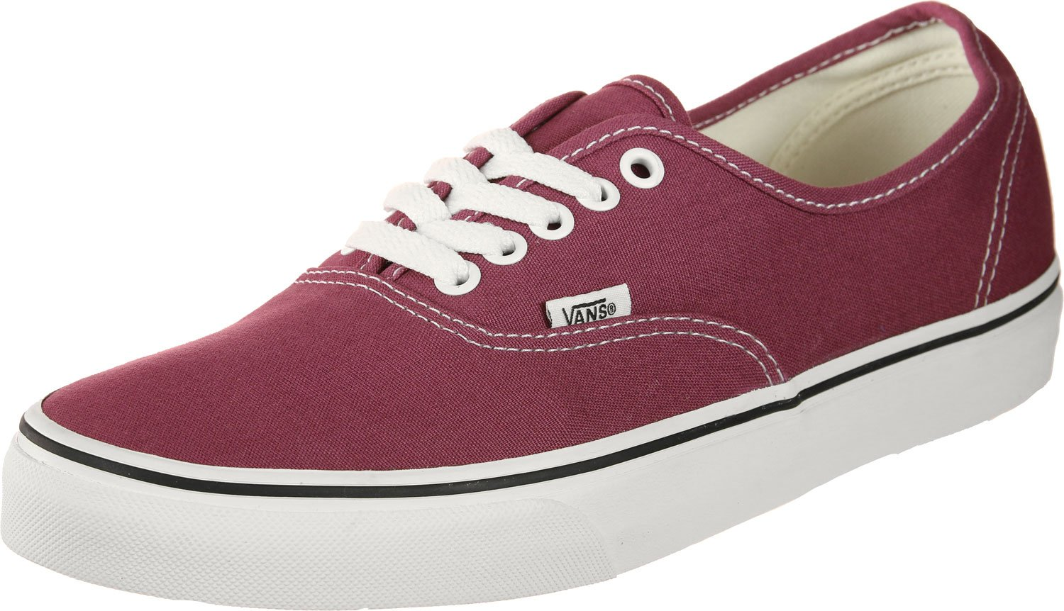 Vans AUTHENTIC, AUTHENTIC, AUTHENTIC, Unisex-Erwachsene Sneakers Weinrot addd53