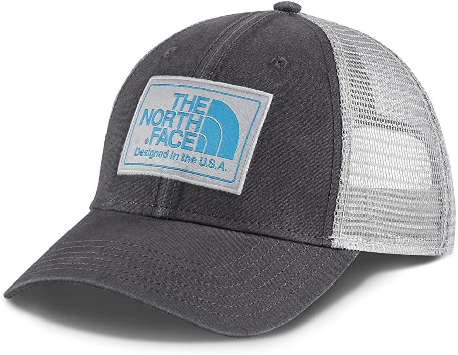 Mudder Trucker Cap in Grey/Blue Coral - Grey/blue coral The North Face hPbD1MrGjc
