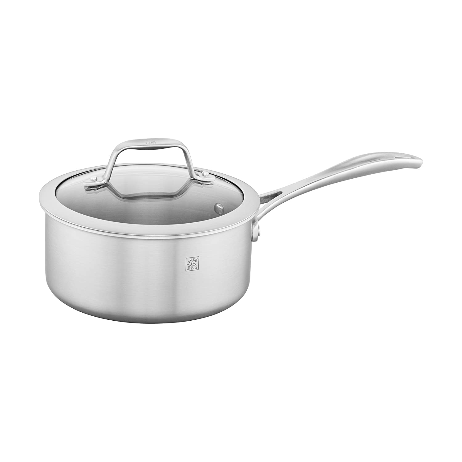 ZWILLING J.A. Henckels Zwilling spirit 3-ply 2-qt stainless steel saucepan, 5 Pound