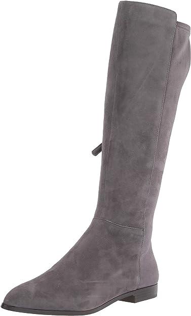 Owenford Suede Knee High Boot