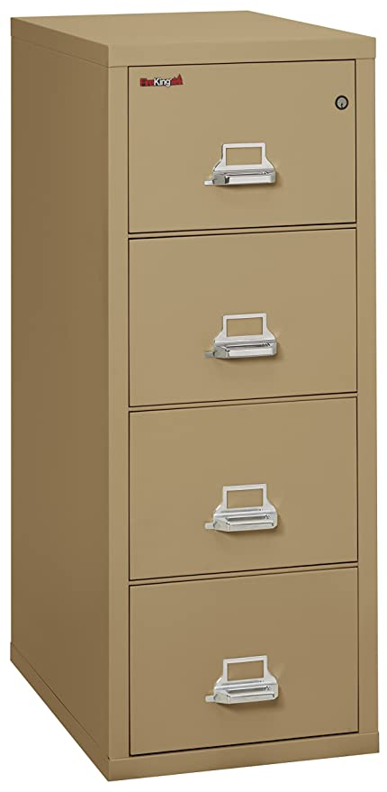file cabinet. Perfect Cabinet Fireking Fireproof Vertical File Cabinet 4 Legal Sized Drawers Impact  Resistant Waterproof Intended E