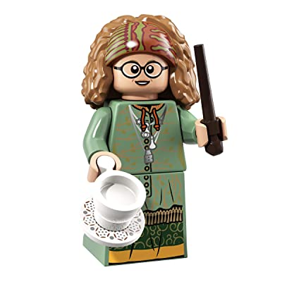 LEGO Harry Potter Series - Professor Sybil Trelawney - 71022: Toys & Games