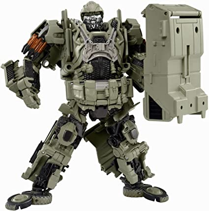 TAKARA TOMY Transformers MB-19 Hound Robot Figure