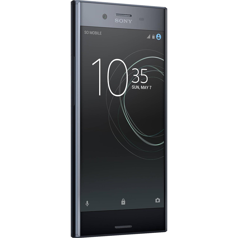 """Sony Xperia Xz Premium G8142 64 Gb Deepsea Black, Dual Sim, 5.5"""", Gsm Unlocked International Model, No Warranty by Sony"""