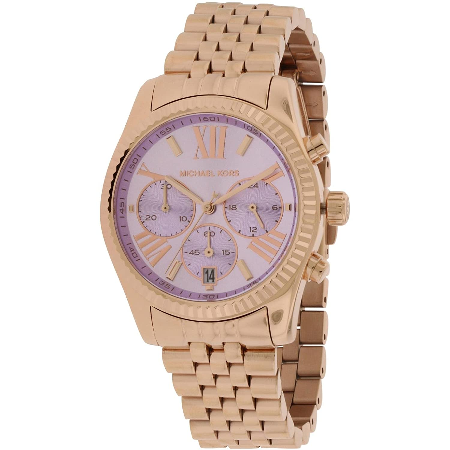 Michael Kors Women s MK6207 – Lexington Rose Gold