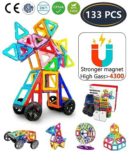 Creativos Didacticos Juegos Y Construccion Jasonwell Mejor De El Bloques Regalo Aprenda Educativos Color Magneticos Construcción La Juguetes 3d iwOPZukXT