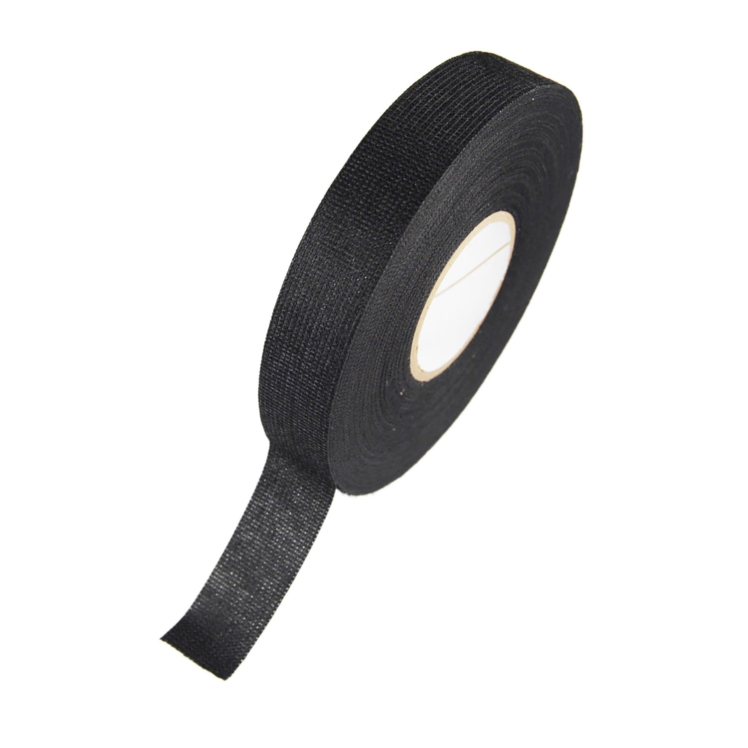 71iBMUUQoSL._SL1500_ amazon com novosonics 51618 automotive cloth tape, wire loom wire loom harness tape at soozxer.org
