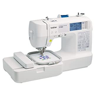 Brother LB6800 Embroidery and Sewing Machine
