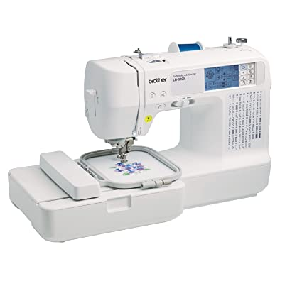 Amazon Brother Computerized Sewing And Embroidery Machine LB40 Amazing Computer Sewing Machine Embroidery