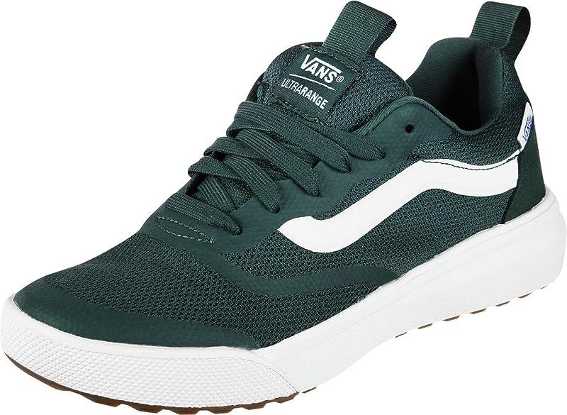 Vans Ultrarange Rapidweld Schuhe Erwachsene Grün mit weißem Streifen