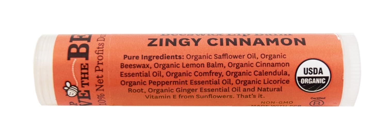 Moon Valley Organics - Herbal Lip Balm Cinnamon - 0.15 oz. Aveda Botanical Kinetics Skin Firming Toning Agent 5 oz