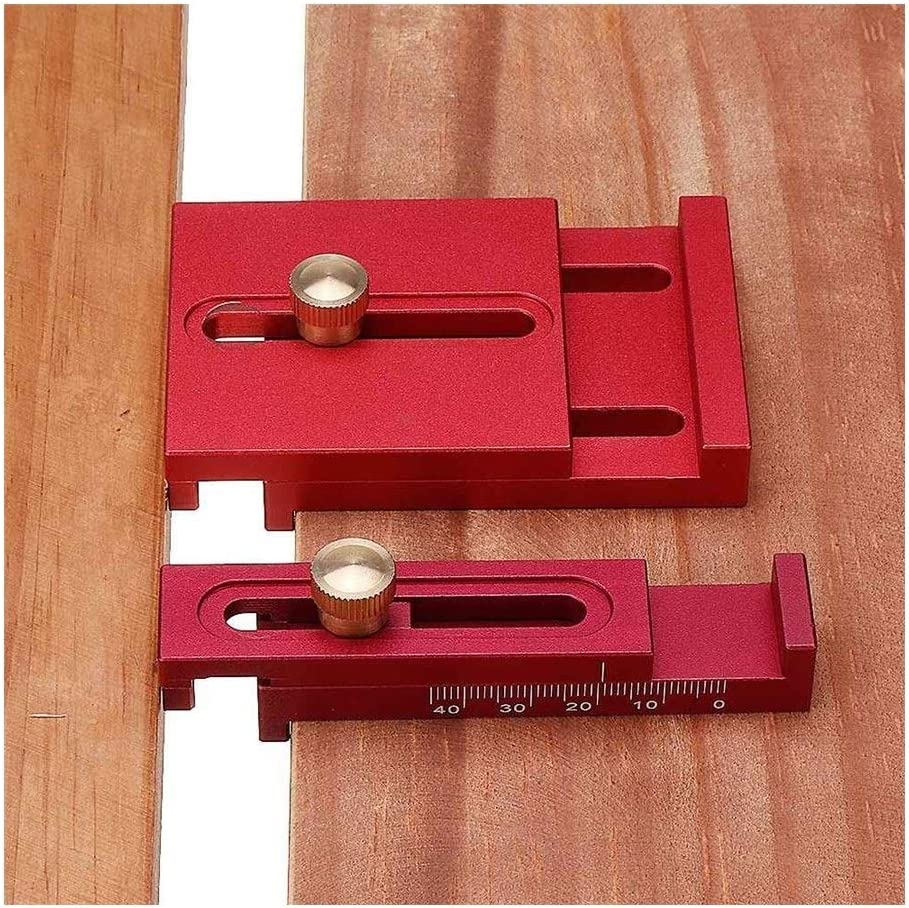 BZH Rough Wood Ruled Carpenter Ruler Gauge Woodworking Tools Sawtooth Carpenter Ruler Gauge Depth Measuring Ruler Tool Center (Color : T1) T2