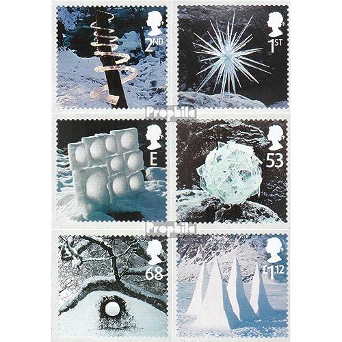 Royaume-Uni 2164-2169 (complète.Edition.) 2003 Noël (Timbres pour les collectionneurs)