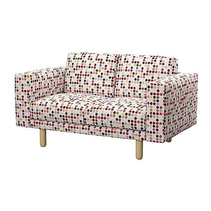 Peachy Amazon Com Soferia Replacement Cover For Ikea Norsborg 2 Evergreenethics Interior Chair Design Evergreenethicsorg