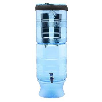Amazoncom Berkey Light Water Filtration System with Two Black