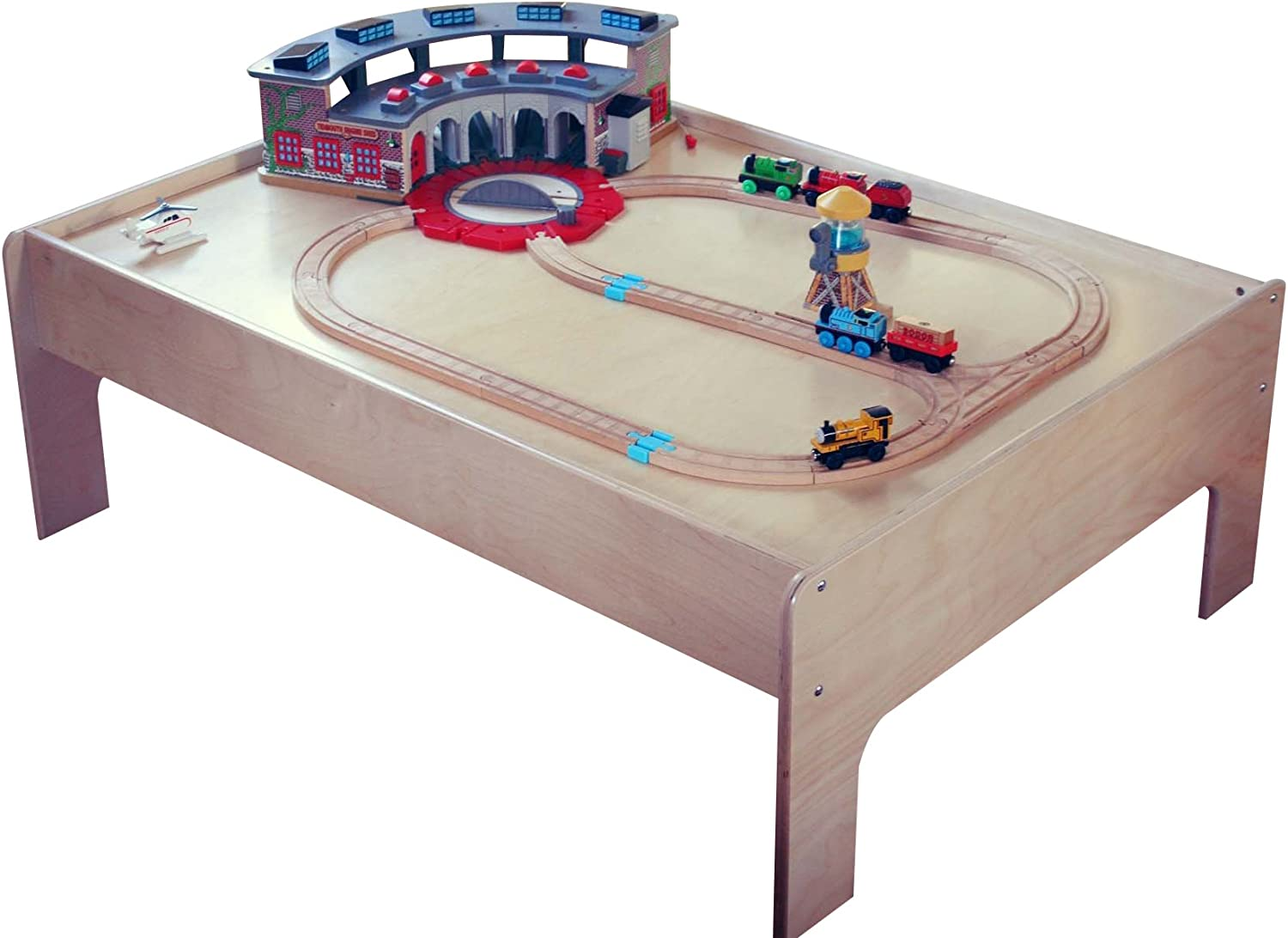 Top 10 Best Train Table For Toddlers (2020 Reviews & Buying Guide) 10