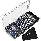 58 en 1 con 54 Kit de Herramientas de Presición y Reparación Magnético,Juego de Destornilladores para Xbox/Smartphones/Tablets/PC/Macbook etc