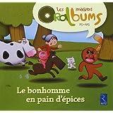 Le Bonhomme en Pain d'Epices - cartes pédagogiques liée à l'album