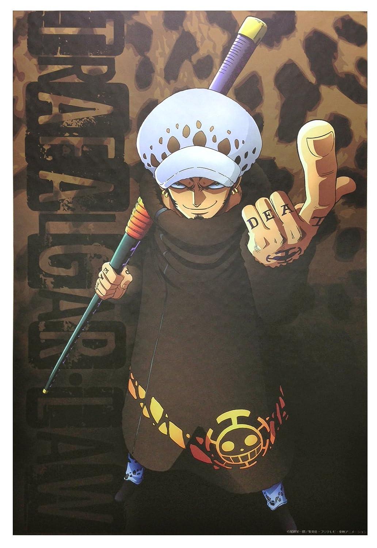 Amazon One Piece ワンピース 壁紙 60cm 90cm トラファルガー ロー