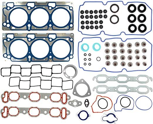 Replacement Parts 1 Pack Apex AHS6011 Head Gasket Set Gaskets
