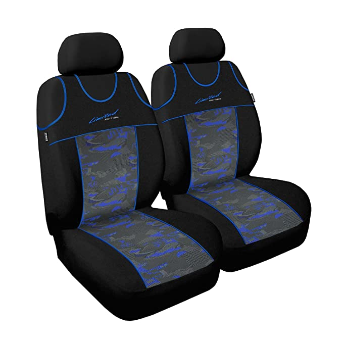 Volkswagen Beetle Universal Schwarz Sitzbezüge Sitzbezug Schonbezüge Prestige