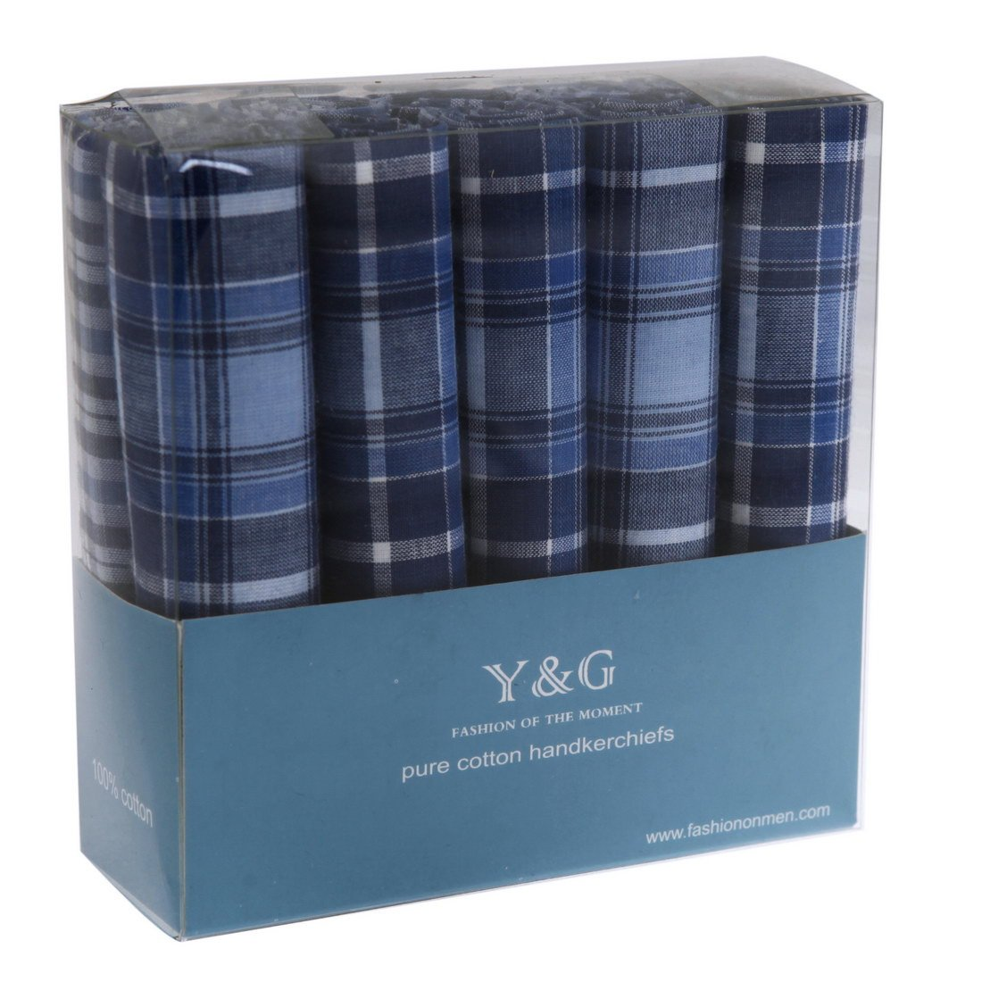 YED0105 Good Gift Idea 10 Of Set With Free Box Hankies For Wedding By Y&G
