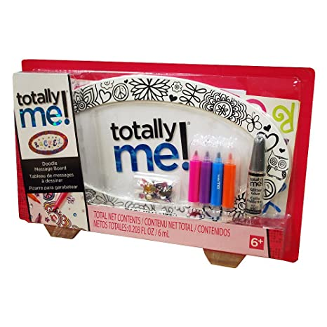 Amazon.com: Totally Me! Doodle Message Board: Toys & Games