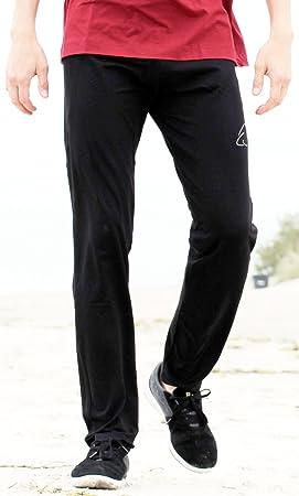 Esprit Daylu - Pantalones de yoga para hombre y mujer (algodón ecológico), Mujer Hombre, Negro, extra-small: Amazon.es: Deportes y aire libre