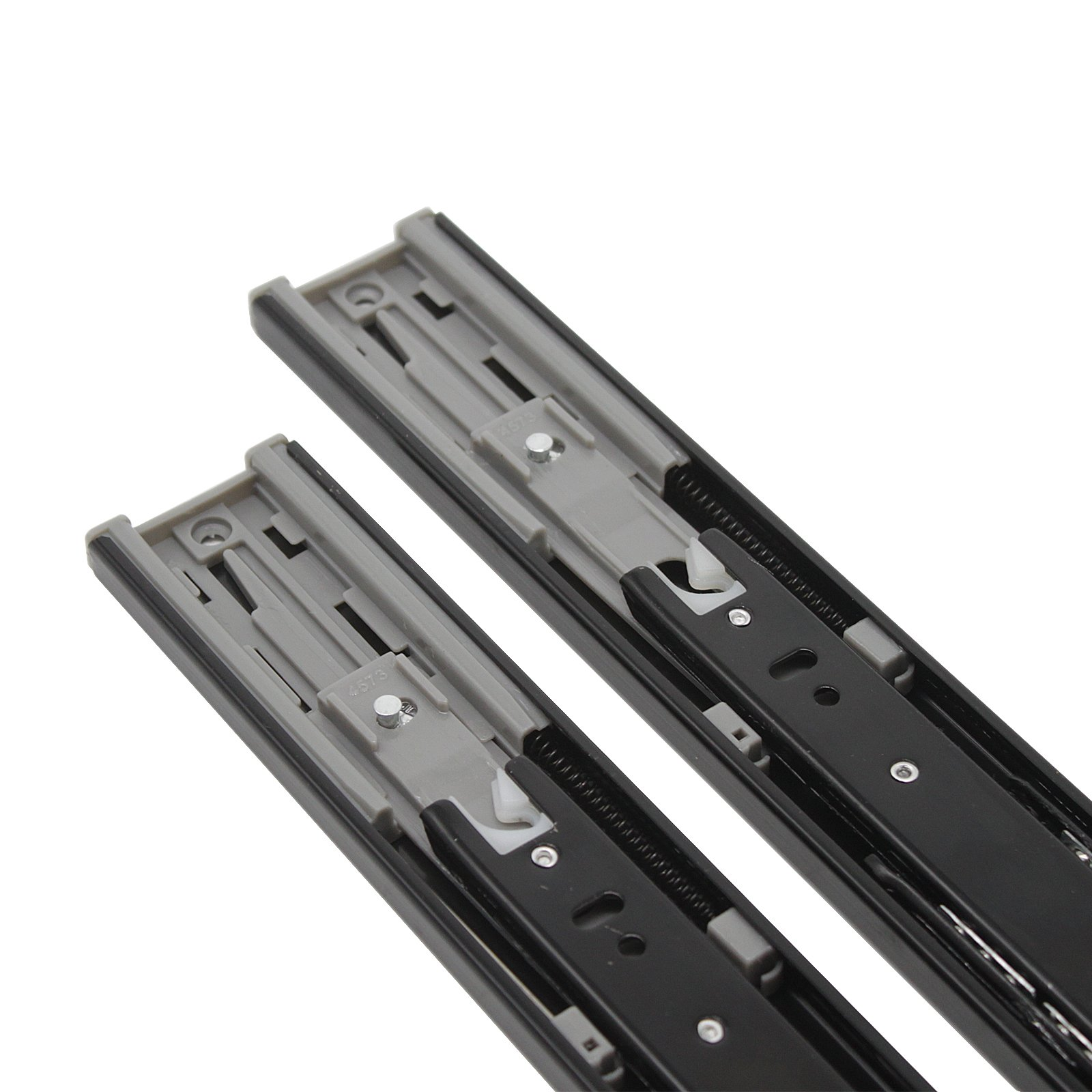 Probrico 10 Pair of 12 Inch Hardware Ball Bearing Side Mount Drawer Slides, Full Extension, Available in 12'',14'',16'',18'',20'',22'', 24'' Lengths by Probrico (Image #4)